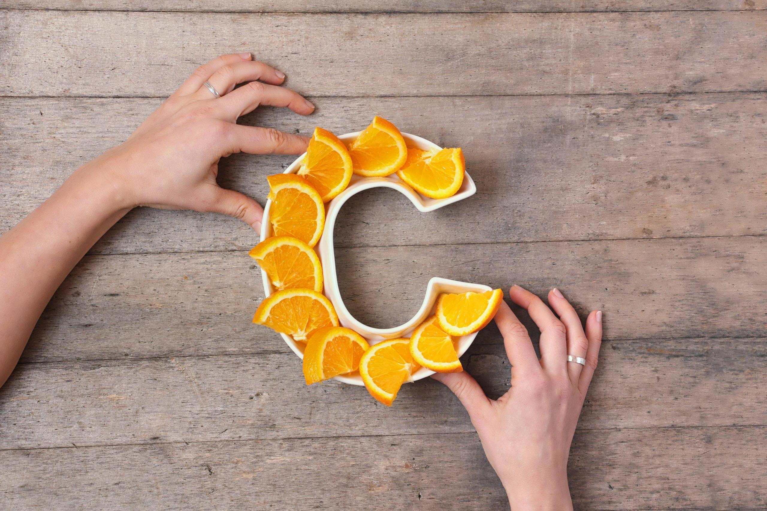 Superputerea vitaminei C