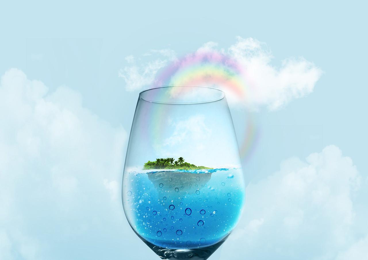 Trei experimente despre vreme într-un pahar